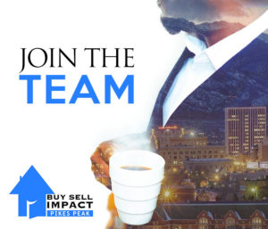 Join Buy Sell Impact in Colorado Springs
