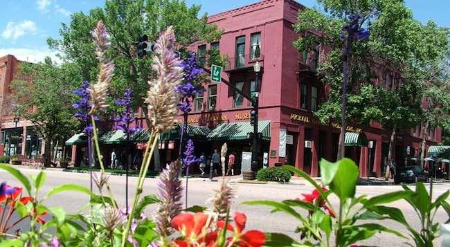 Old Colorado City, Colorado Springs